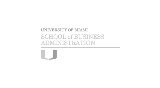 The University of Miami School of Business Administration